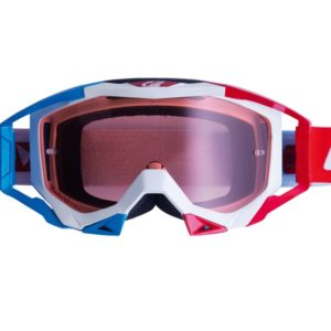 Kenny Googles Titanium Blue/Red